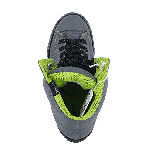 Converse Chuck Taylor All Star Street Mid - Zapatillas para niños Mason/Bold Lime