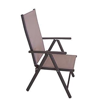 Textoline Garden Furniture Outdoor garden chair textoline folding chair lilo cappuccino outdoor garden chair textoline folding chair lilo cappuccino workwithnaturefo