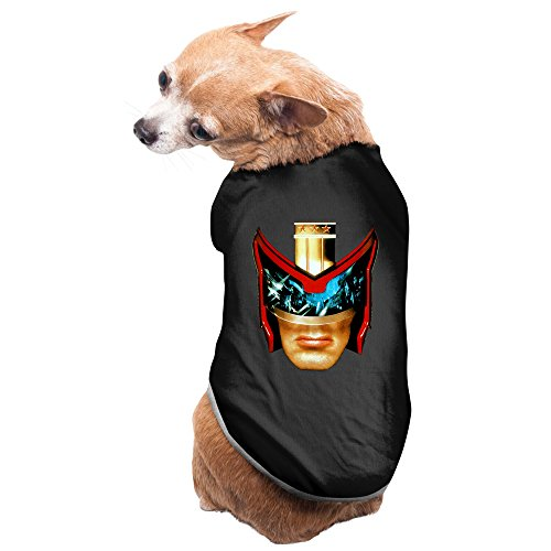 Judge Dredd Street Judge Pet Supplies Dogs T Shirts Custom Small Dog Costumes ()