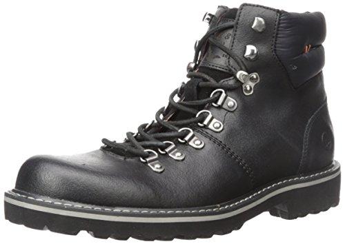 Hawke & Co Mens Harrison Alpine Winter Boot Black LOcyA