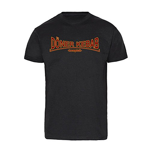 Döner Kebab komplett T-Shirt (S)