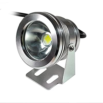 High Power Waterproof White LED Flood Light Lamp 10W 12V