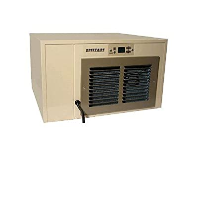 Breezaire WKCE-2200 Compact Wine Cellar Cooling Unit with Digital Temperatue Dis