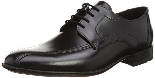 Lloyd Men's Gamon Derby, Black (Black 0), 9.5 UK
