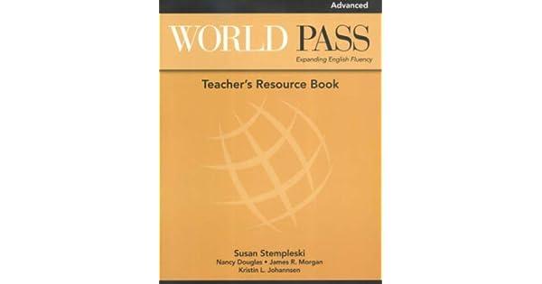 World Pass Advanced Teachers Resource Book