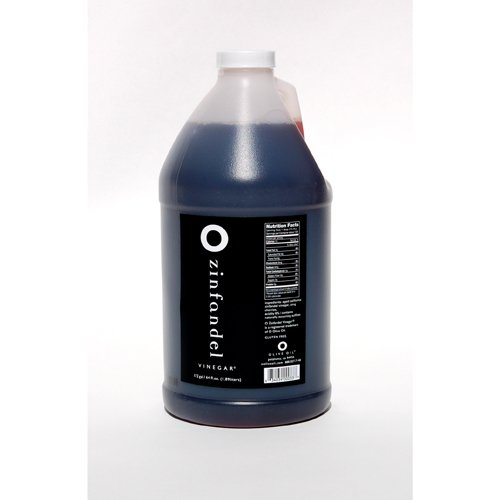 O Olive Oil - Zinfandel Wine Vinegar, 1 x 0.5 gal