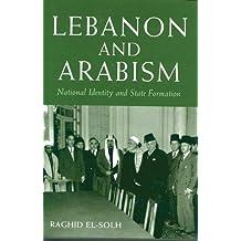 Lebanon and Arabism, 1936-1945