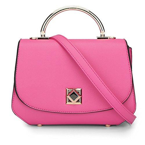 Valin - Shoulder Bag Plastic Womens Rose