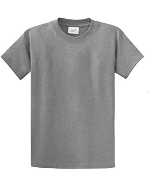 Heavyweight 6.1-ounce, 100% cotton T-Shirts in 50 Colors and Sizes S-6XL