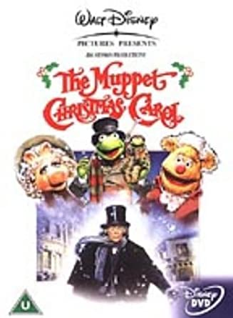 The Muppet Christmas Carol Trailer 1992.Amazon Com The Muppet Christmas Carol Dvd 1992 By