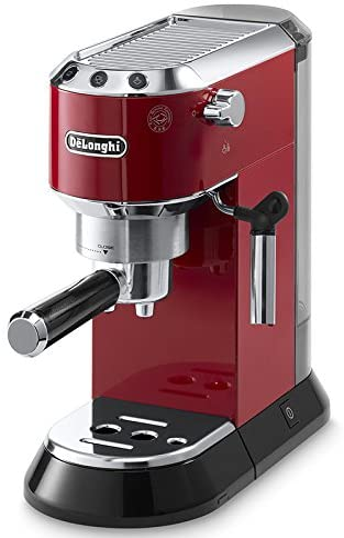 DeLonghi DeLonghi EC 680.R-Cafetera, color rojo, 1450 W, 0 ...