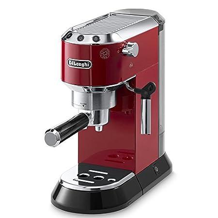 DeLonghi DeLonghi EC 680.R - Cafetera, color rojo, 1450 W, 0 ...