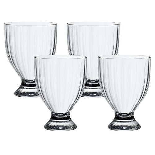 Artesano Original Red Wine Glass Set of 4 by Villeroy & Boch - Premium Crystal Glass - Made in Germany - Dishwasher Safe - 13 Ounce Capacity - 5 Inches ()