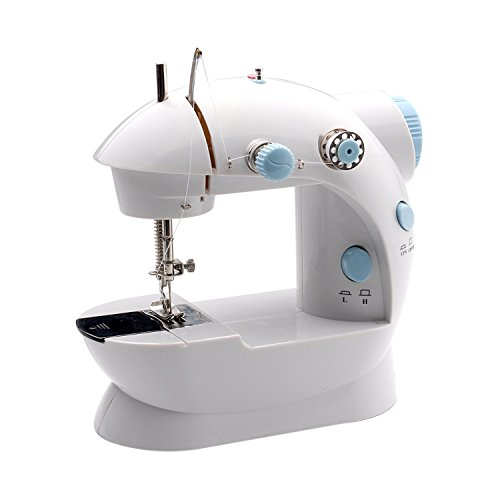 Michley LSS-202 Lil' Sew & Sew Mini 2-Speed Sewing Machine by michley tivax