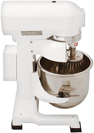 KuKoo Robot Batidora 550W Amasadora Repostería Profesional Robot de Cocina Automática Multifuncional Planetaria Industrial 15 Litros Raspador de acero GRATUITO: Amazon.es: Electrónica