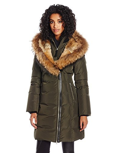 f95a5ef56 Mackage Women's Trish Classic Down Coat