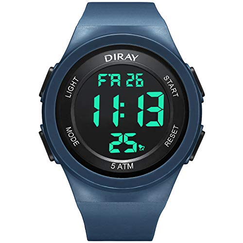 Digital Electronic Watches Stopwatch Backlight product image