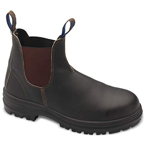 - Blundstone Work Series 140, Stout Brown,11 UK/12 M US
