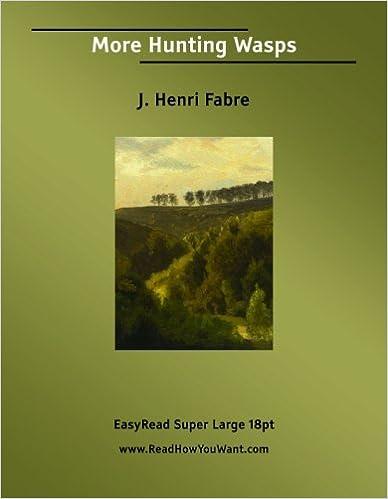 More Hunting Wasps: [EasyRead Super Large 18pt Edition]