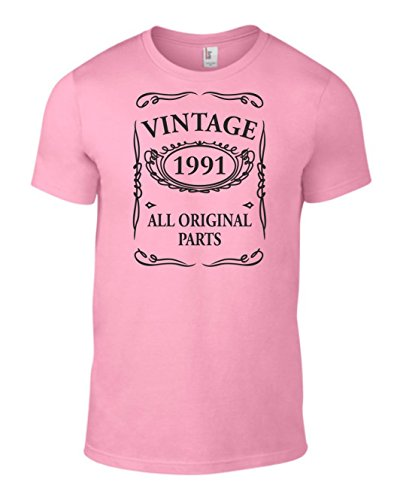 Parts Homme Original T All Chemise T Manches shirts Courtes Rose Clair shirt 7pq1wx1W5z