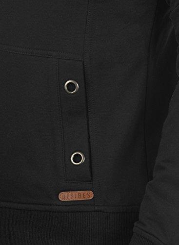 DESIRES Mandy - chaqueta con capucha para mujer Black (9000)
