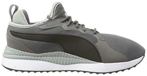 Black Pacer Puma Pearl Zapatillas Next smoked Unisex Adulto Gris 6aq7a8FZ