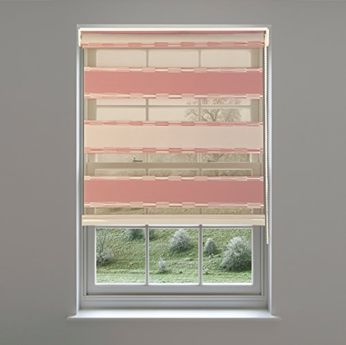 From usa zebra window blinds horizontal shade curtains for Fabric window blinds designs