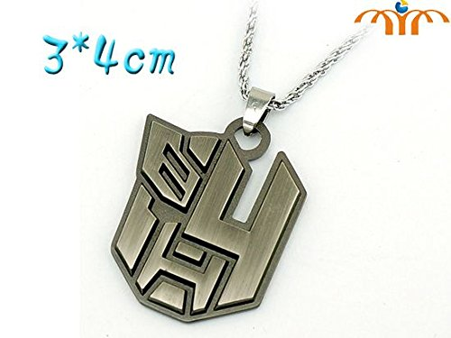 Transformers Transfomers 4 Autobot Necklace