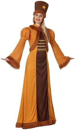 Atosa - Disfraz de ruso para mujer, talla L (M/L) (15313): Amazon ...