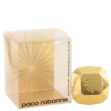 Lady Million By Paco Rabanne Solid Perfume 07 Oz For Women Envy