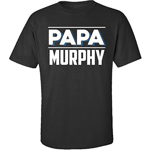 Papa Murphy   Adult Shirt L Black