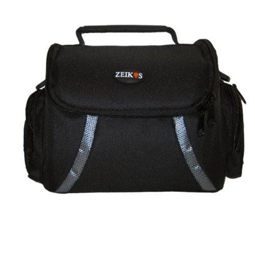 Deluxe Soft Medium Camera & Video Bag For Sony HX300 HX200 H