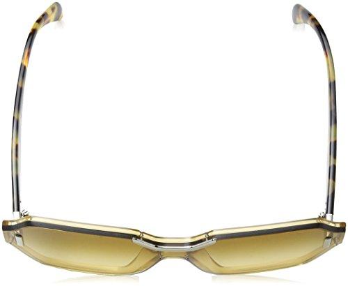 Beige Ochre Yellow 15TS Sonnenbrille Light Beige PR Prada qTFI1n