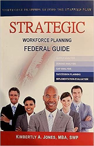 Strategic Workforce Planning Federal Guide