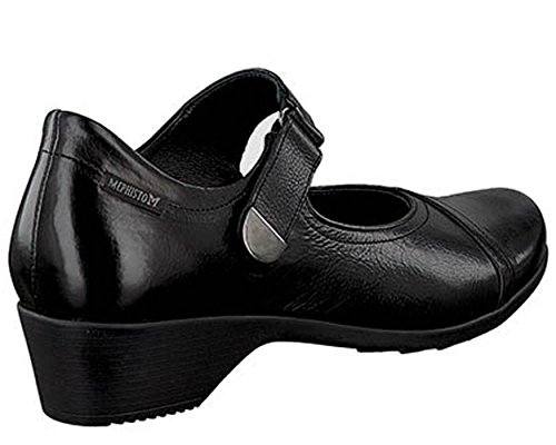 Black De Las Mephisto Zapato Señoras Reine x767OPq0