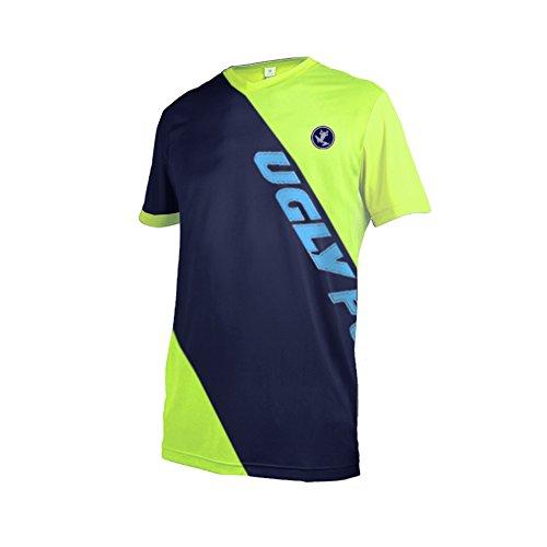 Uglyfrog 12 Bike Wear Men's MTB Jersey Downhill Tops Rage Cycling Top Cycle Short/Long Sleeve Spring/Summer Mountain Bike Shirt