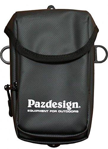パズデザイン 渓流バッグ ターポリンモバイルポーチ PAC-239 ブラックの商品画像