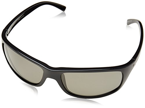 Serengeti Eyewear Sunglasses Bormio 8168 Shiny Black Polarized PhD CPG Lens