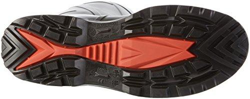 Dunlop, Scarpe antinfortunistiche uomo Nero nero Grün (Grün(groen) 08)
