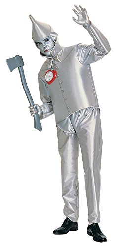 Tin Man Adult Costume (Fits up to 44 Jacket size)]()