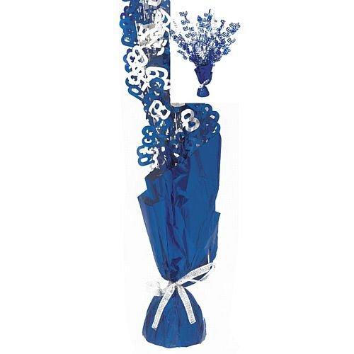 AmerTraders Palloncino Foil Birthday Glitz blu 65    Cuore