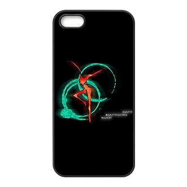 Treasure Design Dave Matthews Band Hd Apple Iphone 55s Hard Case