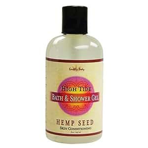 Earthly Body High Tide Bath & Shower Gel, 8-Ounce (Pack of 2)