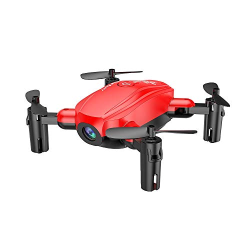 MOZATE Mini D10WH Foldable with WiFi FPV 720P HD Camera 2.6G RC Quadcopter Drone Toys
