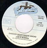 Jaye P Morgan - Danger Heartbreak Ahead - 7 inch vinyl / 45