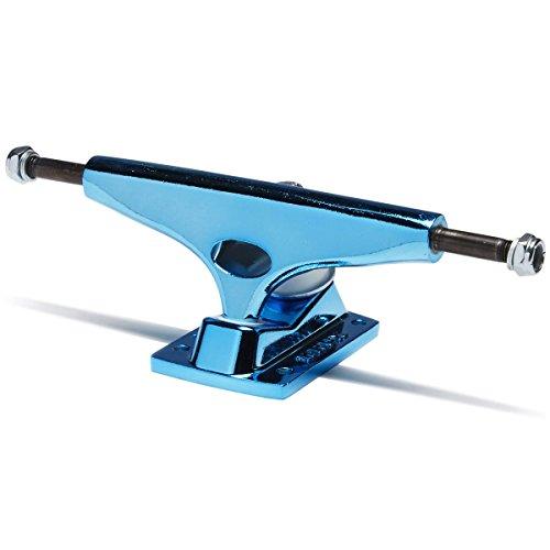 電子レンジ気配りのあるセンサーKrux Krome Skateboard Trucks – ブルー – 8.25