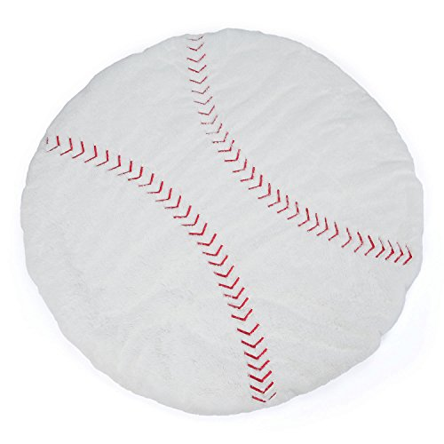 Gund Baby Baseball Cozy Play Blanket