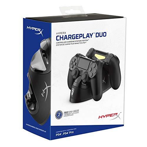 HyperX HX-CPDU-C ChargePlay Duo - Estación de Carga para ...
