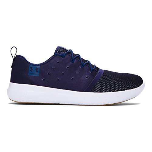Under 24 UA de Armour Entrenamiento Low para Blue Charged Zapatillas 7 Hombre rRUrWqc