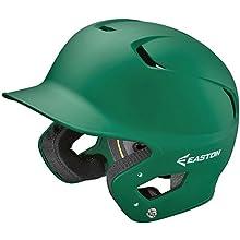 Easton Senior Z5 Grip Batters Helmet, Green